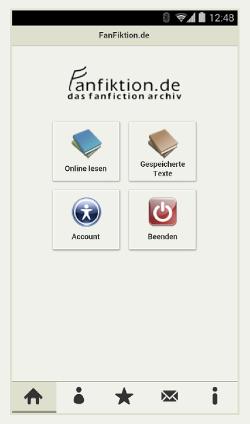 FanFiktion.de - App